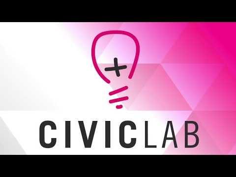 Civic Lab Year One Celebrates with Team Graduation