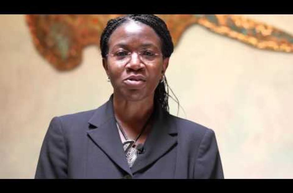 Dr Olivia Kasirye